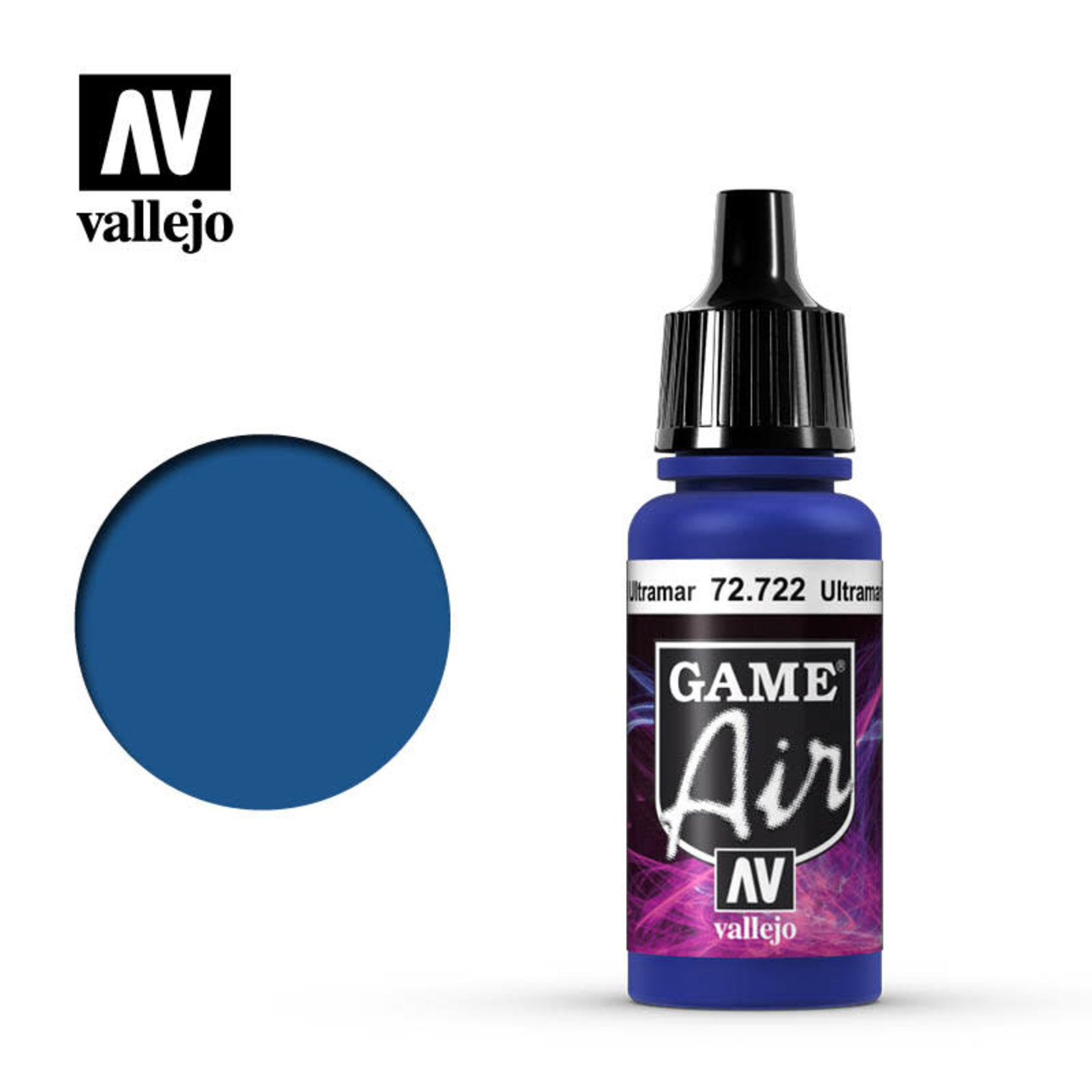 Vallejo Vallejo: Game Air: Ultramarine Blue