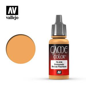 Vallejo Vallejo: Game Color: Bronze Flesh Tone