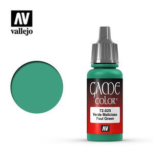 Vallejo Vallejo: Game Color: Foul Green