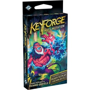 Fantasy Flight Games KeyForge: Mass Mutation Archon Deck