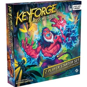 Fantasy Flight Games KeyForge: Mass Mutation Two-Player Starter Set