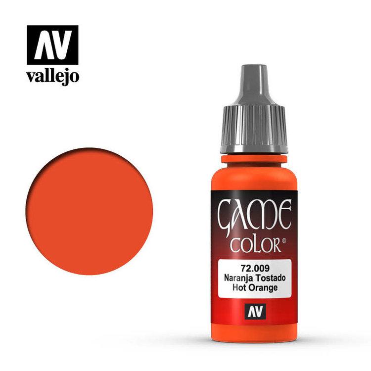 Vallejo Vallejo: Game Color: Hot Orange