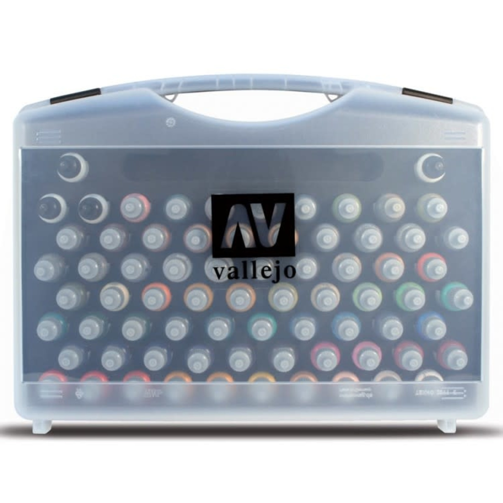 Vallejo Vallejo: Game Color Set Case