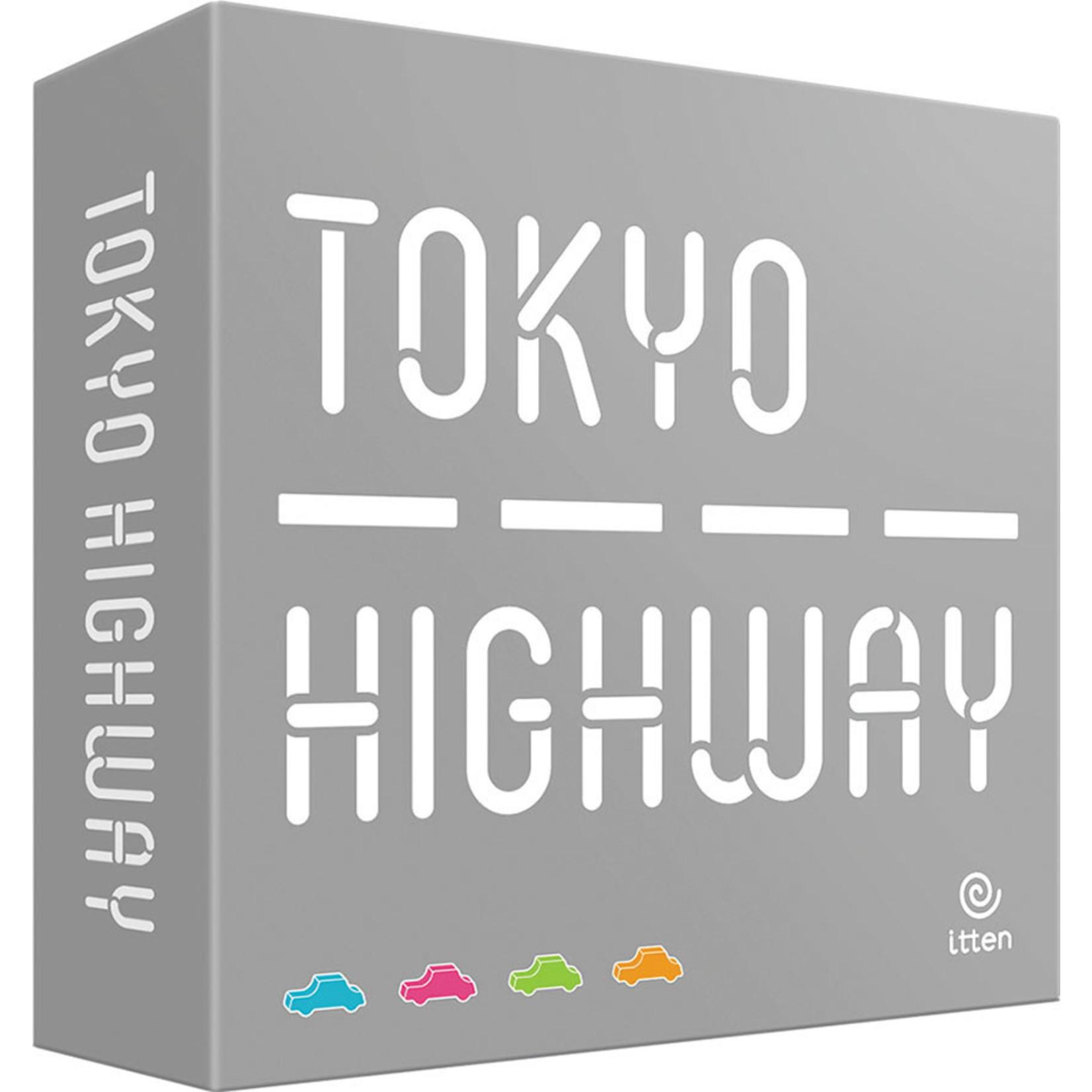 Asmodee Editions Tokyo Highway