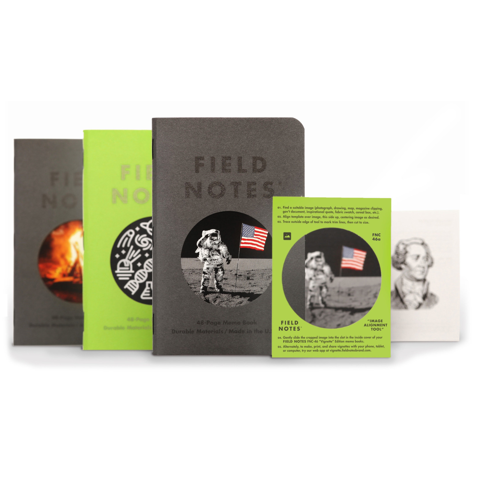 Field Notes Field Notes Vignette 3-Pack