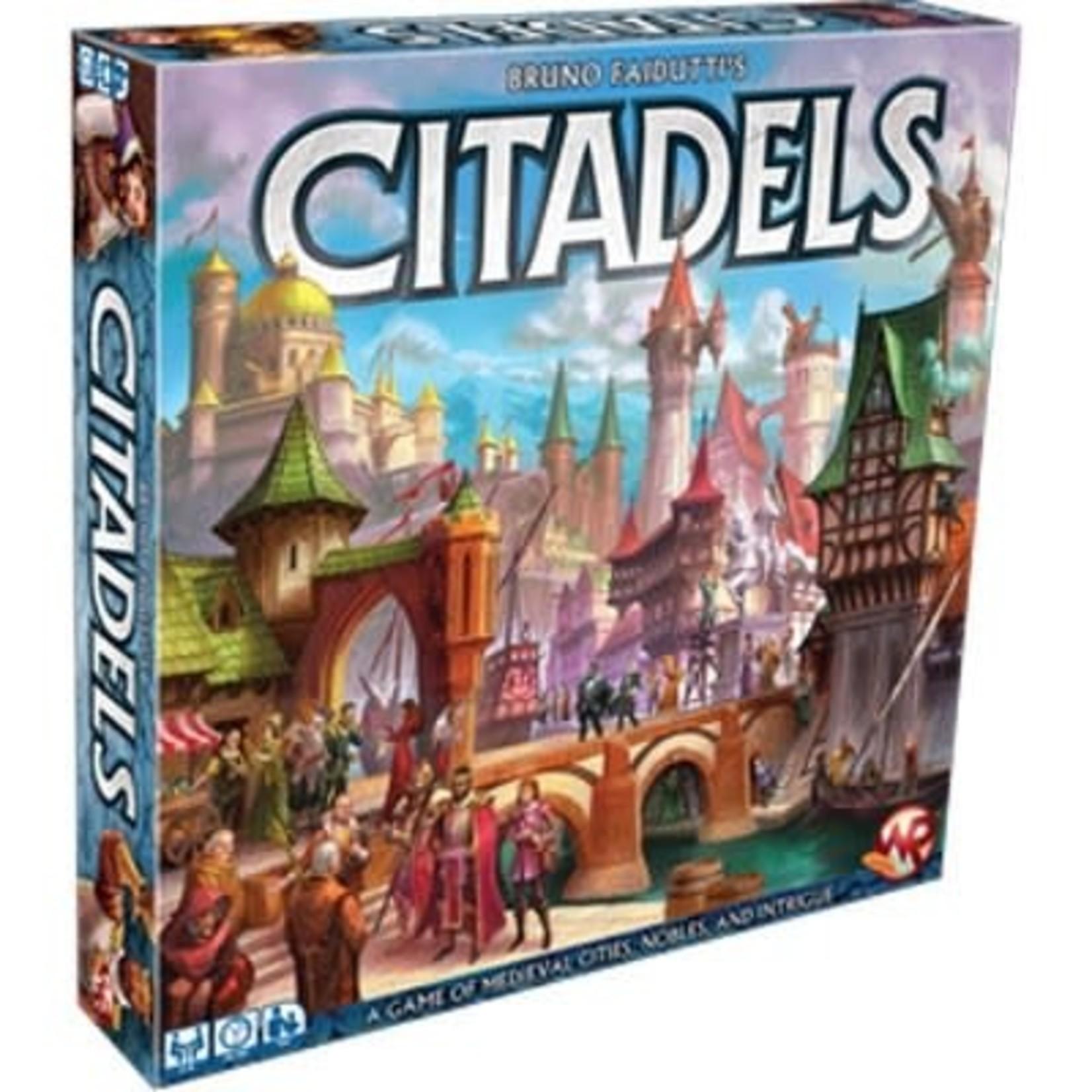 Fantasy Flight Games Citadels
