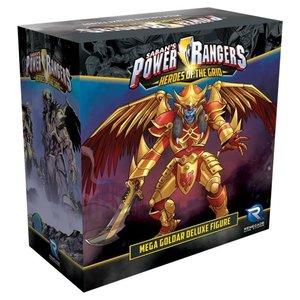 Renegade Power Rangers: Heroes of the Grid - Mega Goldar Deluxe Figure
