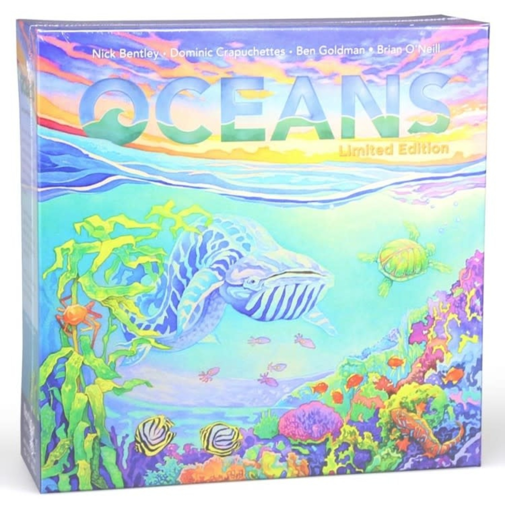 North Star Evolution: Oceans (Limited Edition)