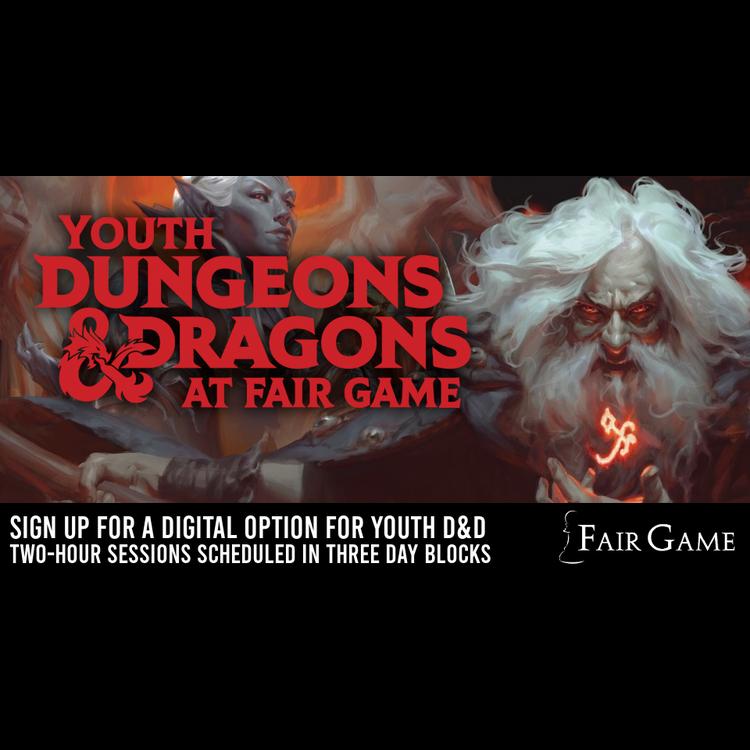Fair Game Digital YDND Spring Series (March 24-26)