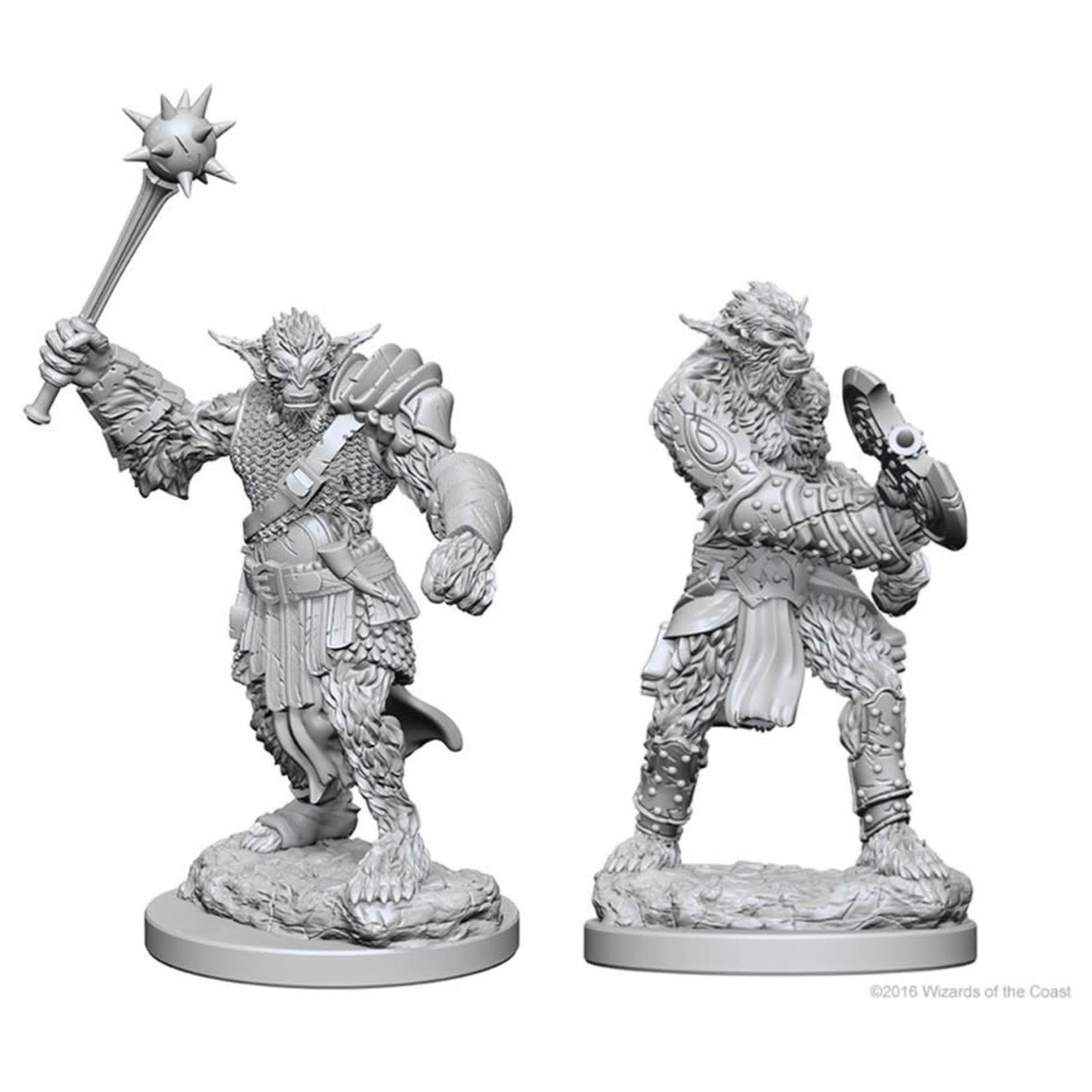 WizKids D&D Nolzur's Marvelous Miniatures: Bugbears (W1)
