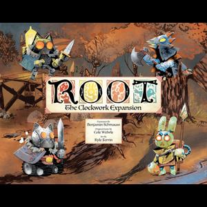 Leder Games Root: Clockwork/Automated Factions (Kickstarter Add-on)
