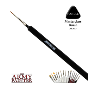 The Army Painter The Army Painter: Masterclass Brush