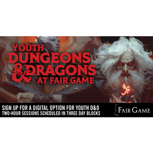 Fair Game Digital YDND Spring Series (March 27-29)