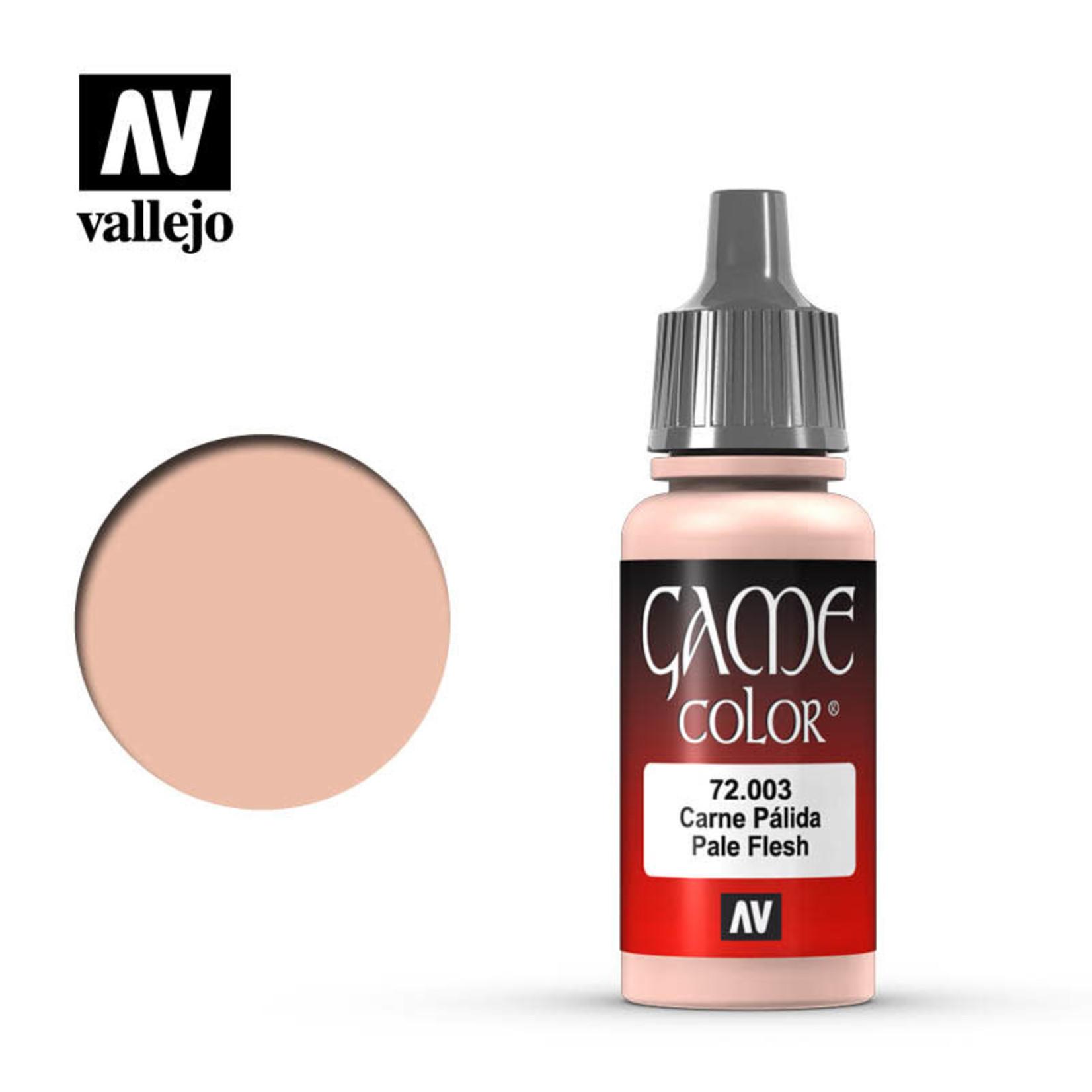 Vallejo Vallejo: Game Color: Pale Flesh