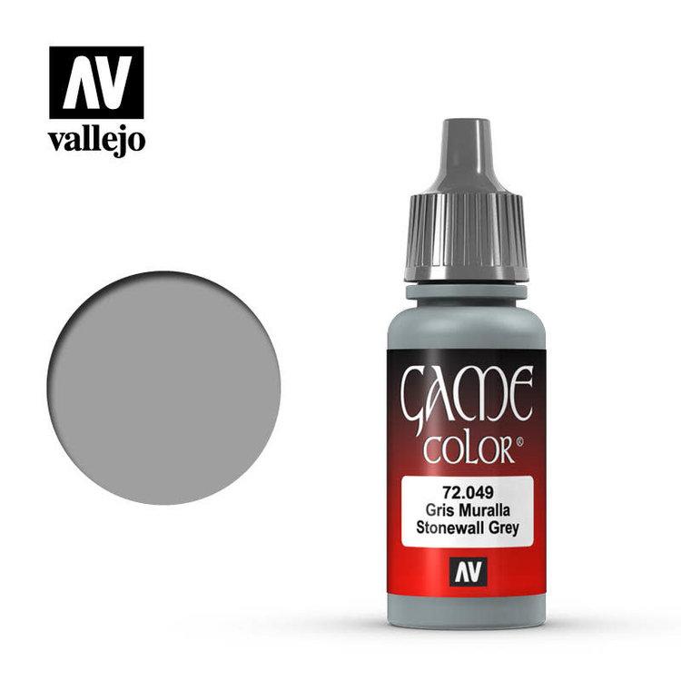 Vallejo Vallejo: Game Color: Stonewall Grey