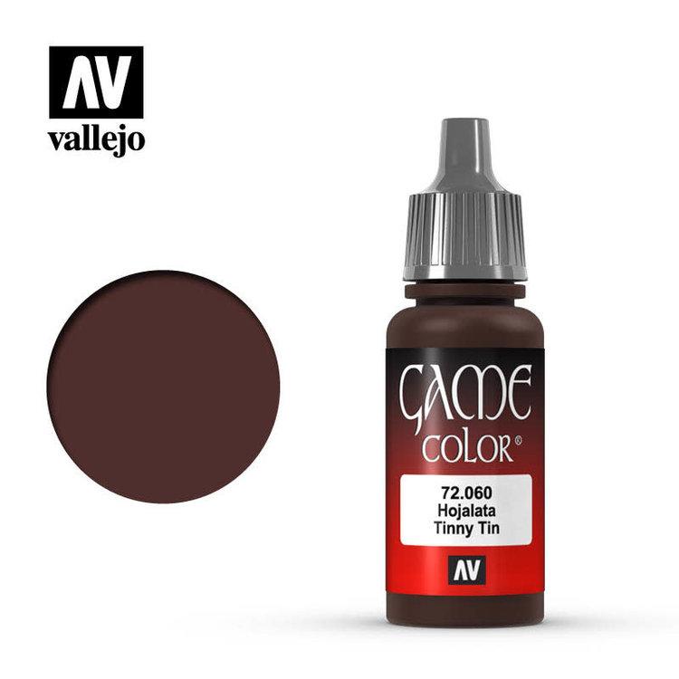 Vallejo Vallejo: Game Color: Tinny Tin