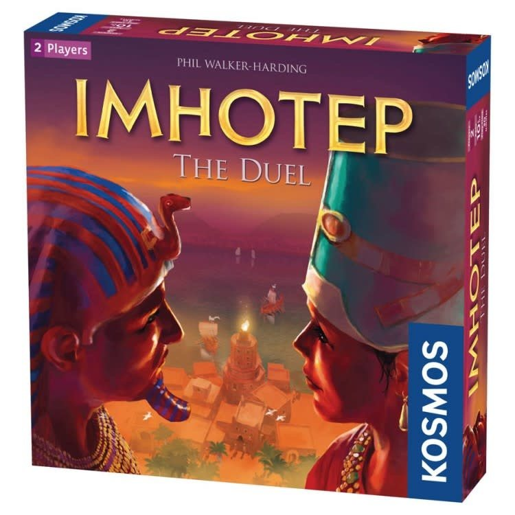Thames Kosmos Imhotep: The Duel