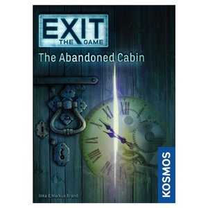 Thames Kosmos Exit: The Abandoned Cabin