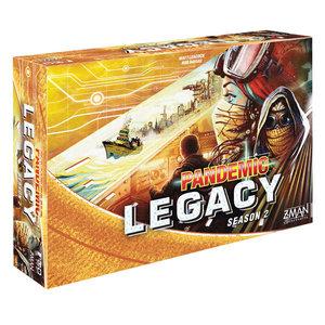 Z-Man Pandemic Legacy: Season 2 - Yellow