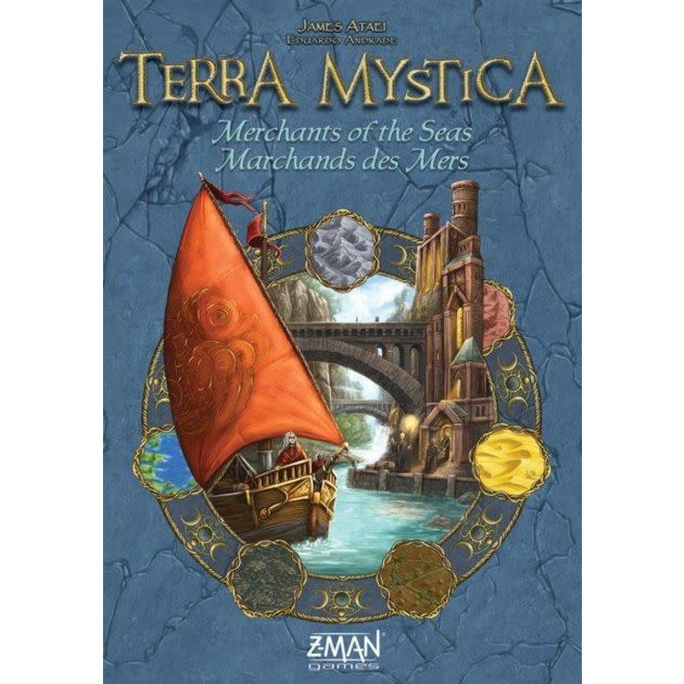 Z-Man Terra Mystica: Merchants of the Seas Expansion