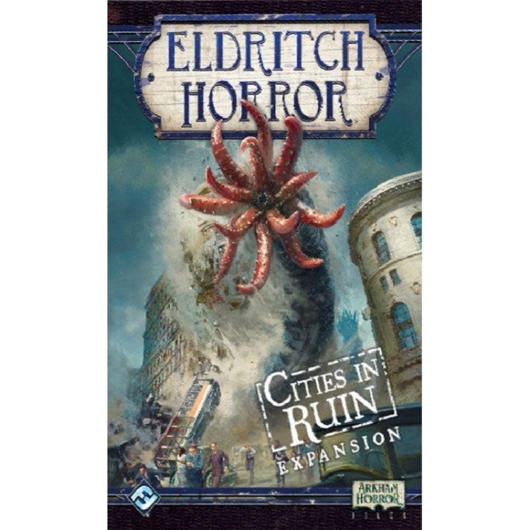 Fantasy Flight Games Eldritch Horror: Cities in Ruin