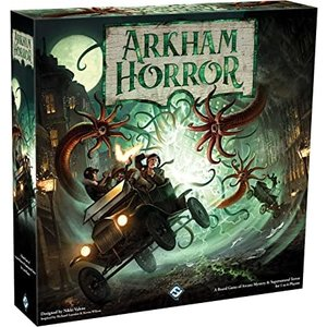 Fantasy Flight Games Arkham Horror: 3rd Edition - Core Set
