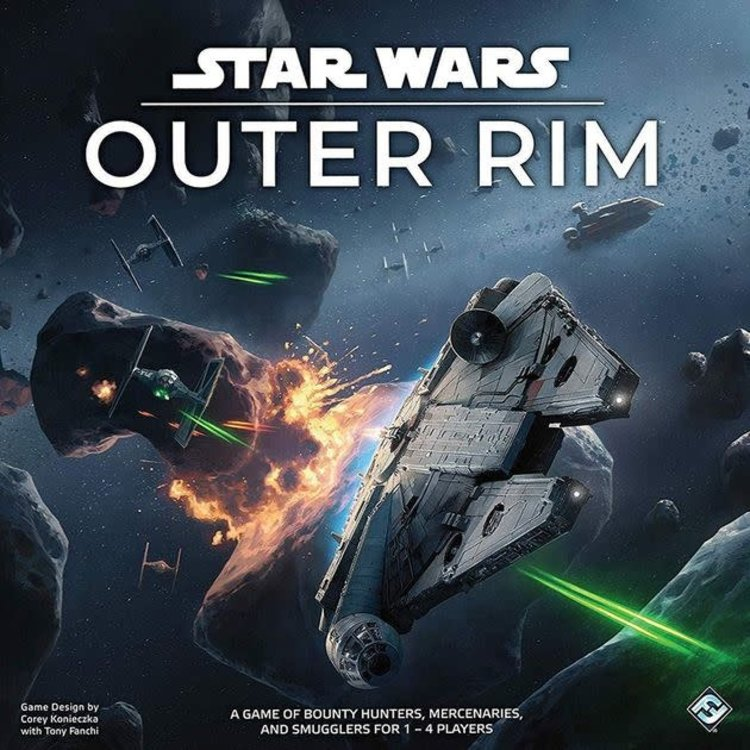 Fantasy Flight Games Star Wars: Outer Rim