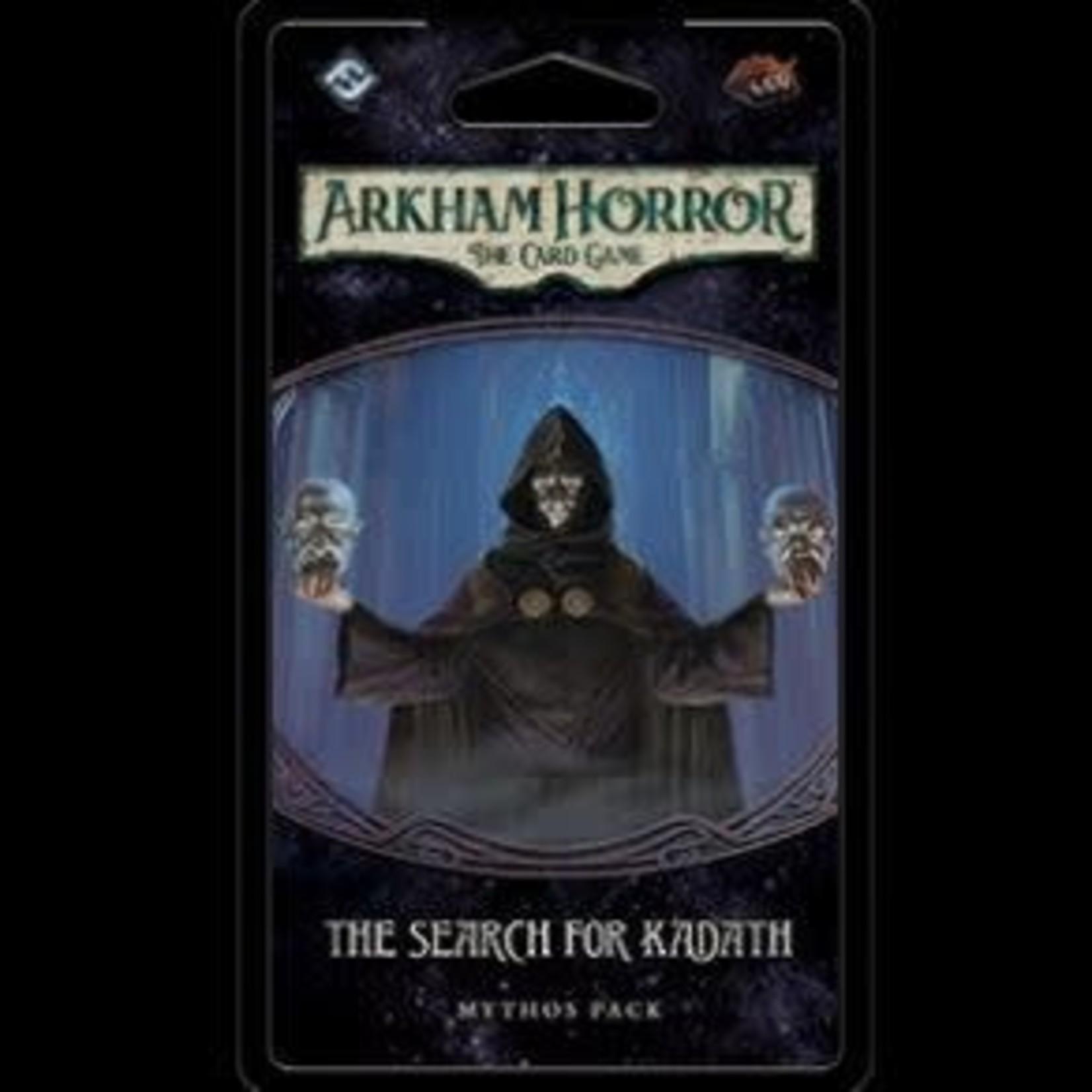 Fantasy Flight Games Arkham Horror LCG: The Search for Kadath Mythos Pack (Dream Eaters Pack 1)