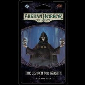 Fantasy Flight Games Arkham Horror LCG: The Search for Kadath Mythos Pack (Dream Eaters Pack 1)