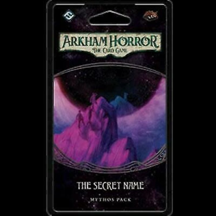 Fantasy Flight Games Arkham Horror LCG: The Secret Name Mythos Pack (Circle Undone 1)