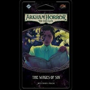 Fantasy Flight Games Arkham Horror LCG: The Wages of Sin Mythos Pack (Circle Undone 2)