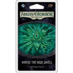 Fantasy Flight Games Arkham Horror LCG: Where the Gods Dwell Mythos Pack (Dream Eaters Pack 5)