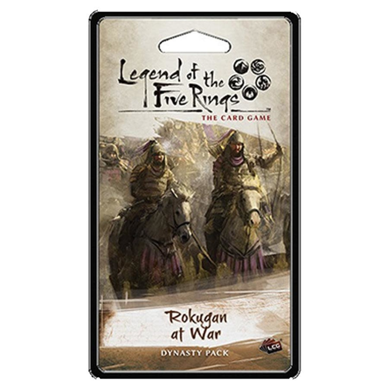 Fantasy Flight Games Legend of the Fight Rings LCG: Rokugan at War (Dominion Cycle Pack 1)