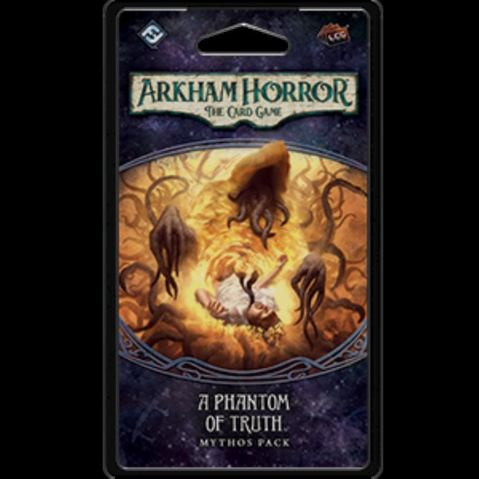 Fantasy Flight Games Arkham Horror LCG: A Phantom of Truth Mythos Pack (Path to Carcosa 3)