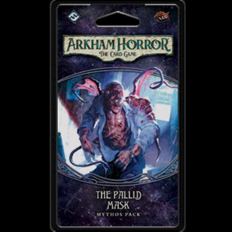 Fantasy Flight Games Arkham Horror LCG: The Pallid Mask Mythos Pack