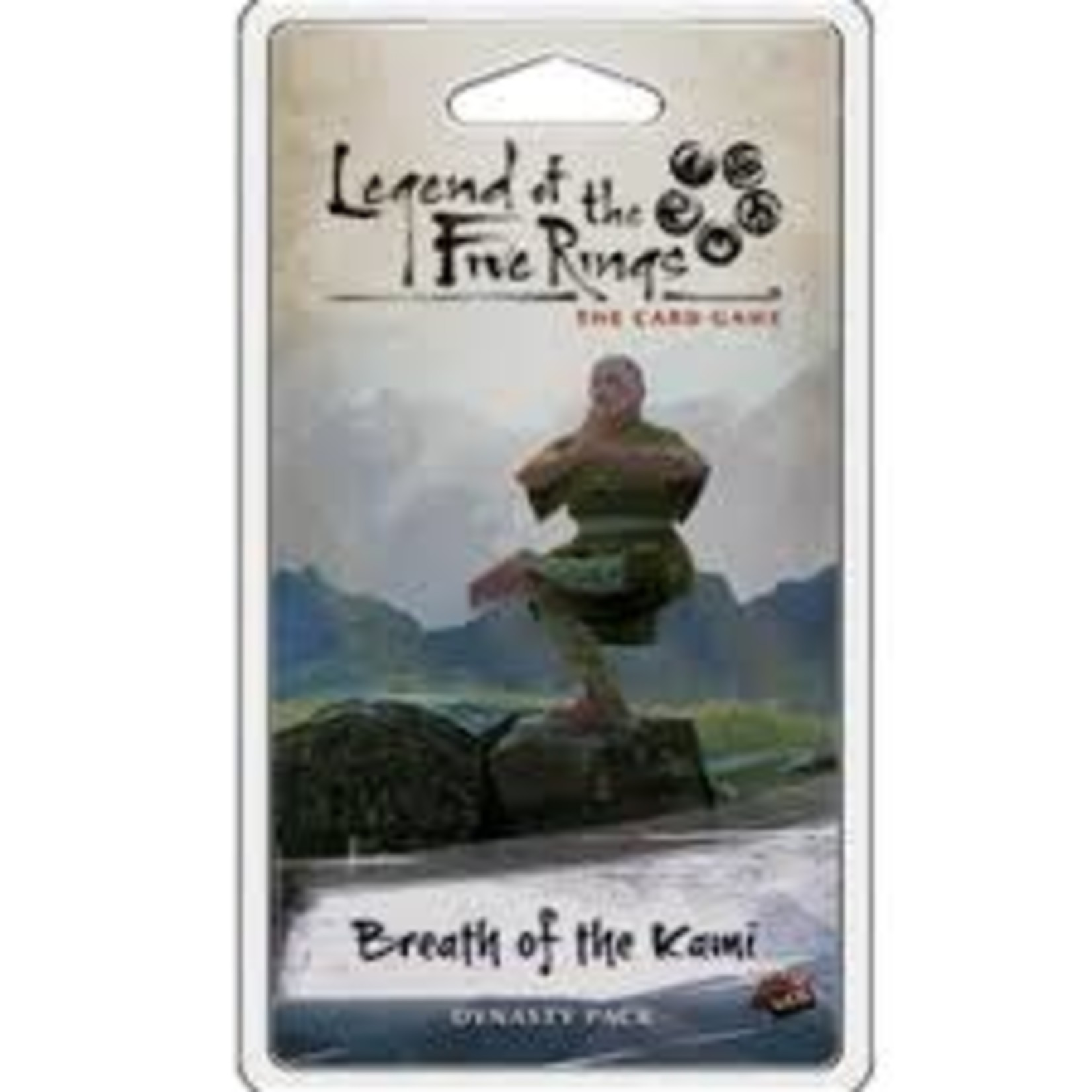 Fantasy Flight Games Legend of the Five Rings Card Game: Breath of the Kami Dynasty Pack