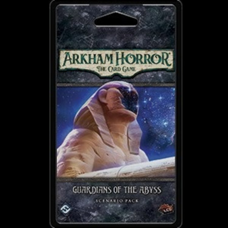 Fantasy Flight Games Arkham Horror LCG: Guardians of the Abyss Scenario Pack