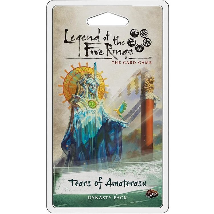 Fantasy Flight Games Legend of the Five Rings: Tears of Amaterasu Dynasty Pack