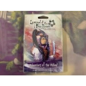 Fantasy Flight Games Legends of the Five Rings: Warriors of the Wind Expansion
