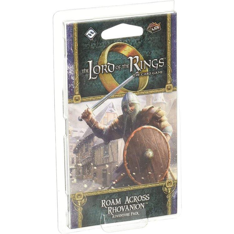Fantasy Flight Games LOTR LCG: Roam Across Rhovanion Adventure Pack