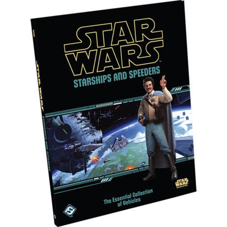 Fantasy Flight Games Star Wars RPG: Starships and Speeders