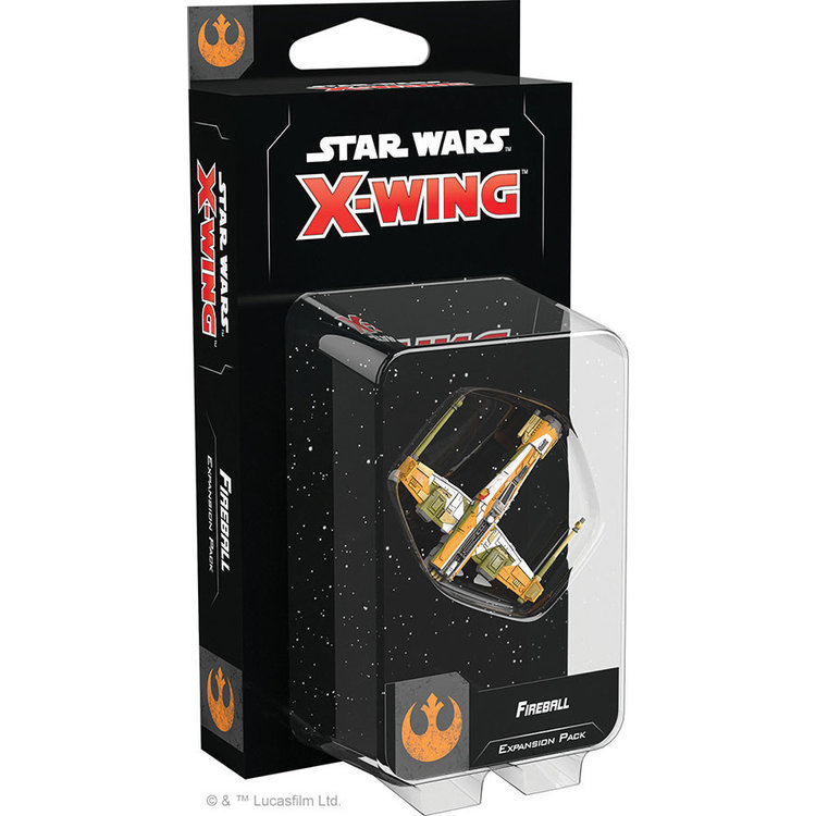 Fantasy Flight Games Star Wars X-Wing: 2nd Edition - Fireball Expansion Pack