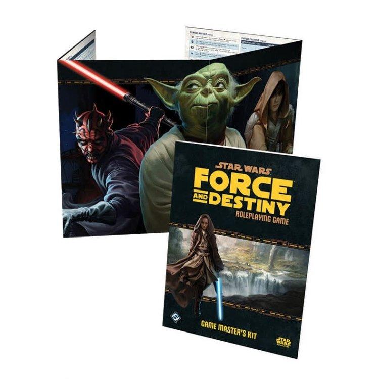 Fantasy Flight Games Star Wars RPG: Force and Destiny - Game Master`s Kit