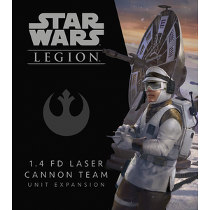 Fantasy Flight Games Star Wars Legion 1.4 FD Laser Cannon Team Unit Expansion