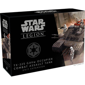 Fantasy Flight Games Star Wars: Legion - TX-225 GAVw Occupier Combat Assault Tank Unit Expansion