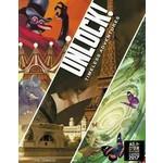 Asmodee Editions Unlock! Timeless Adventures