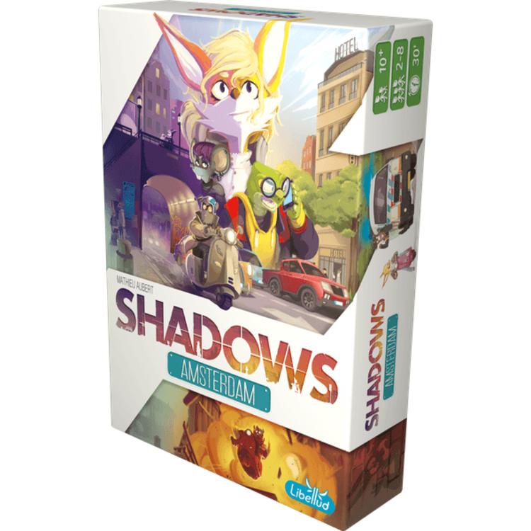 Asmodee Editions Shadows: Amsterdam