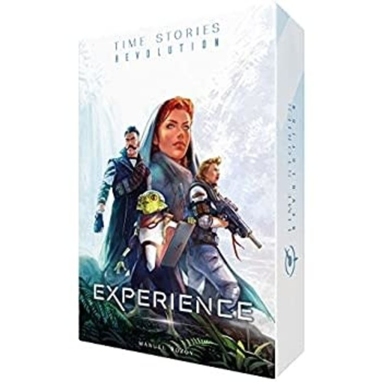 Asmodee Editions Time Stories Revolution - Experience