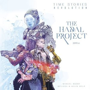 Asmodee Editions Time Stories Revolution - Hadal Project (stand alone)