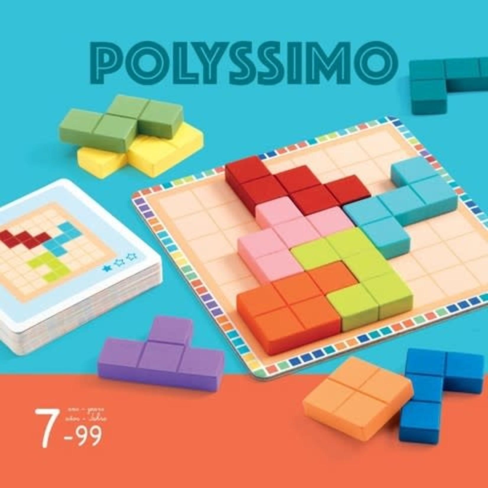 Asmodee Editions Polyssimo